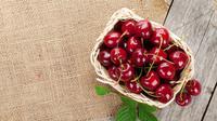 Ilustrasi buah ceri (iStockphoto)