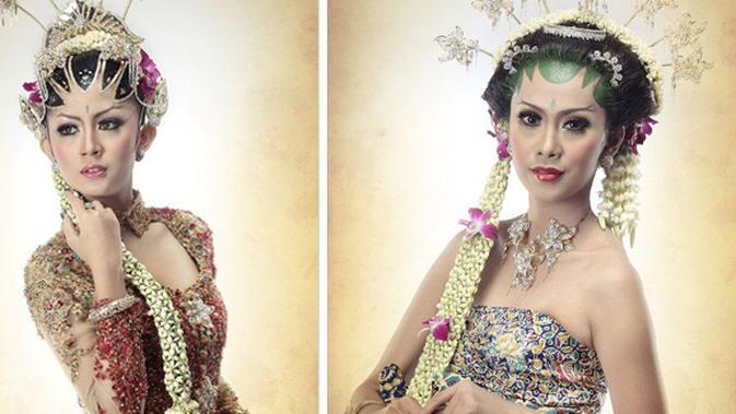 Ini Dia Beda Paes Pernikahan Adat Solo Dan Jogja Lifestyle