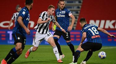 Final Coppa Italia Atalanta vs Juventus