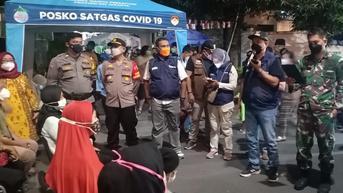 Kelurahan Taman Sari Jakbar Gelar Vaksinasi Covid-19 Malam Hari