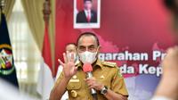 Gubernur Sumatera Utara (Sumut) Edy Rahmayadi berkerja sama Forkopimda mengambil beberapa langkah untuk mengantisipasi kegiatan mudik masyarakat (Istimewa)