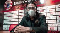 Bek Persija, Ryuji Utomo, bergabung dengan Penang FA. (Media Persija).