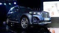BMW X7 resmi meluncur di Indonesia. (Arief / Liputan6.com)