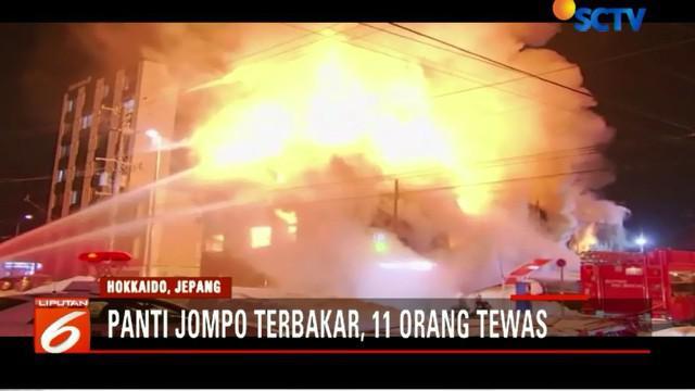 Insiden kebakaran terjadi pada Rabu malam, 31 Januari 2018 waktu setempat. Api yang muncul langsung membakar bangunan berlantai tiga itu.
