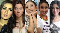 Meski cantik, artis-artis ini kerap bertingkah gila alias gokil yang justru disukai penggemarnya.