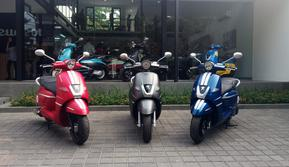 Peugeot Motocycles Indonesia secara resmi meluncurkan dua varian terbaru Django.