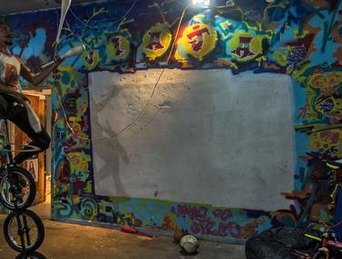 Melihat Kehidupan Para Seniman Berkumpul di Ocupa Ouvidor 63