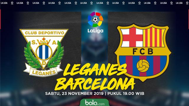070553800 1574322677 La Liga   Leganes Vs Barcelona