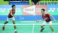 Ganda putra Indonesia, Fajar Alfian/Muhammad Rian Ardianto, mengalahkan unggulan pertama untuk menjuarai Taiwan Masters 2016 Grand Prix, Minggu (16/10/2016). (PBSI)