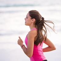 Lari tanpa kram perut./Copyright pexels.com/@mastercowley