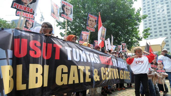 Sjamsul Nursalim Kembali Mangkir, KPK Pertimbangkan Langkah Hukum Lain