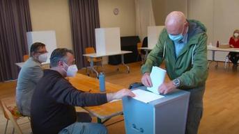VIDEO: Pemilu Jerman, Hasil Sementara Partai Merkel Kalah Tipis