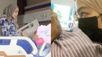 Potret Hangat Dian Ayu Lestari Rawat Ibunda yang Sedang Sakit. (Sumber: Instagram.com/dianayulestari)
