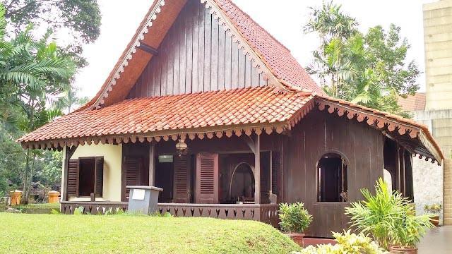 021112800 1567081807 Rumah Kebaya  Rumah Adat Betawi Provinsi Jakarta
