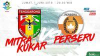 Jadwal Liga 1 2018 pekan ke-12, Mitra Kukar Vs Perseru Serui. (Bola.com/Dody Iryawan)
