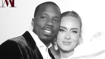 Adele Perkenalkan Kekasih Barunya Lewat Instagram