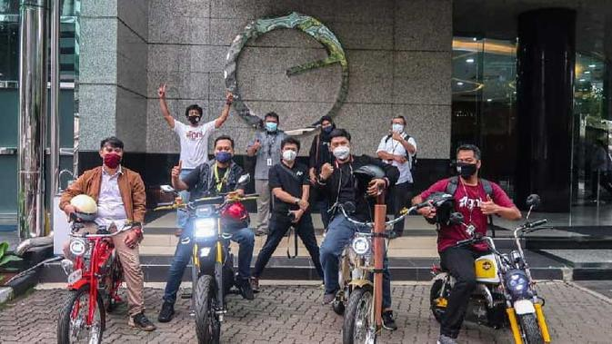 ELSA Motor Listrik Elbike Siap Meriahkan Kendaraan Ramah Lingkungan di Indonesia - Otomotif Liputan6.com