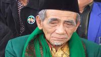 Ketua Majelis Syariah Partai Persatuan Pembangunan (PPP) KH Maimun Zubair atau Mbah Moen.