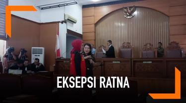 Ratna Sarumpaet menjalani sidang lanjutan hari ini. Pengacara Ratna menilai Jaksa keliru dalam penggunaan pasal untuk mendakwa Ratna.