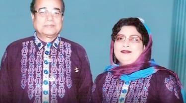 Pasangan Ini Pakai Pakaian Serasi Selama 37 Tahun, Rahasia Pernikahan Awet?