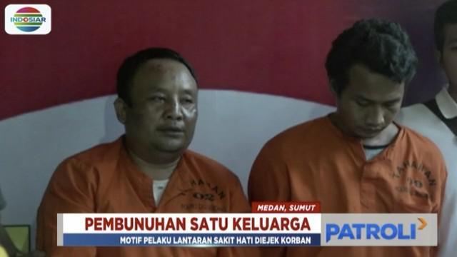 Otak pelaku penculikan dan pembunuhan keluarga Muhajir ditembak mati petugas lantaran melawan saat ditangkap.