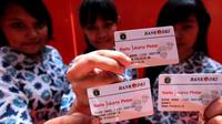 Kartu Jakarta Pintar.