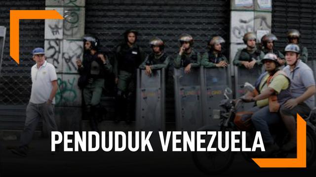 Menyedihkan, Usaha Bertahan Hidup Penduduk Venezuela