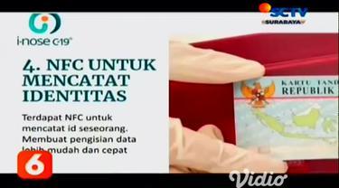 Institut Teknologi Sepuluh Nopember (ITS) Surabaya, Jawa Timur, menciptakan alat deteksi virus corona dengan cara baru dan unik. Yakni dengan melalui bau keringat di bagian ketiak.
