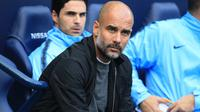 Pep Guardiola (AFP)