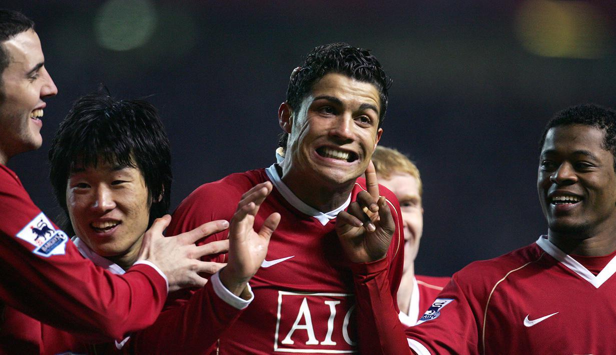Ronaldo Sudah Tak Punya Rekan di MU Saat Ini
