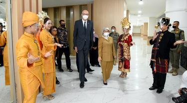 Duta Besar (Dubes) Ceko untuk Indonesia, Jaroslav Dolecek
