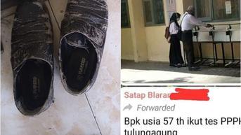 Surat Terbuka untuk Menteri Nadiem Makarim soal Sepatu dan Guru Jelang Usia Senja