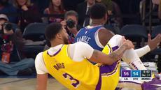 Berita Video Highlights NBA 2019-2020, LA Lakers Vs New York Knicks 100-92