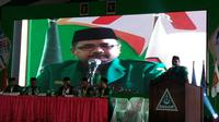 Ketua Umum Gerakan Pemuda (GP) Ansor Yaqut Cholil (Liputan6.com/Fathi Mahmud)