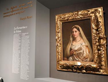 Pameran Karya Maestro Renaisans Raphael