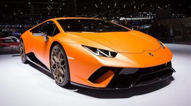 Lamborghini Huracan Perfomnate
