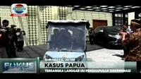 Provokator hoaks rasisme terhadap Papua kembali tertangkap melalui penyelidikan aparat kepolisian.
