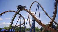 Valravn, roller coaster tertinggi di dunia yang ada di AS (Daily Mail)