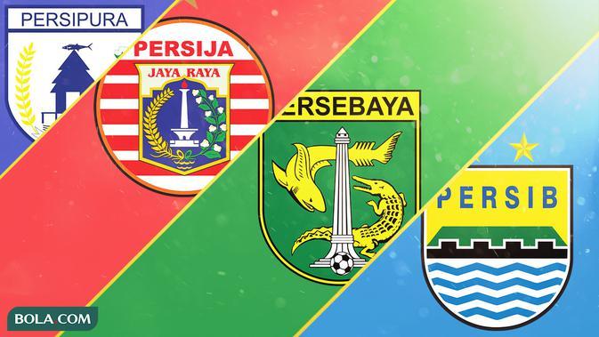 5 Klub yang Berstatus Raja di Liga Indonesia - Indonesia Bola.com
