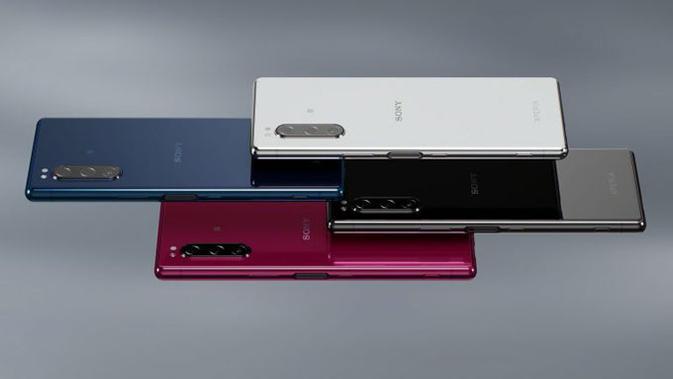 Sony ungkap smartphone teranyarnya, Xperia 5. (Doc: Sony Mobile)