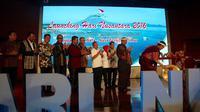 Hari Nusantara yang dirayakan tiap 13 Desember, tahun ini akan diselenggarakan di NTT dengan berbagai aktivitas wisata bahari menarik.