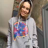 Emilia Clarke (Instagram @emilia_clarke)