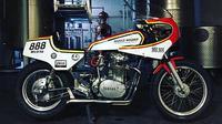 Yamaha XS850 keluaran tahun 1980 (Drivespark.com)