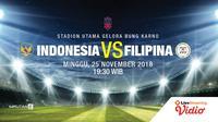 VIETNAM VS KAMBOJA (Liputan6.com/Trie yas)