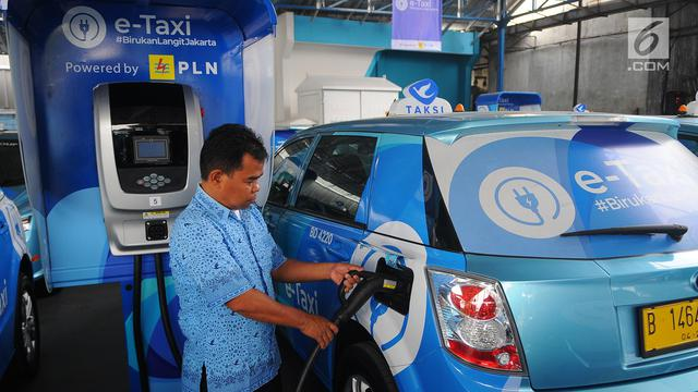 Blue Bird Jamin Taksi Listrik Tak Akan Mati Meski Terjebak Macet Bisnis Liputan6 Com