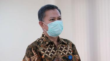 Selain melantik Kepala Badan Kebijakan Fiskal (BKF), Menkeu juga melantik Basuki Purwadi sebagai Direktur Utama Lembaga Manajemen Aset Negara (Dirut LMAN). (Dok Kemenkeu)