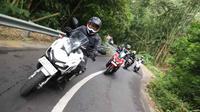 World Premiere Riding Experience Honda ADV150 (AHM).