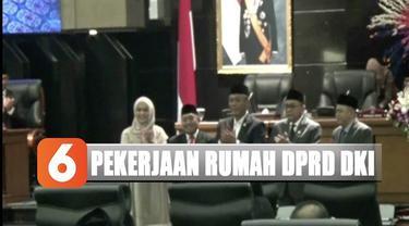 Dari hasil rapat paripurna, Prasetio Edi Marsudi dari fraksi PDI-Perjuangan ditetapkan sebagai Ketua DPRD DKI Jakarta periode 2019-2024.