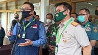 Gubernur Jawa Barat (Jabar), Ridwan Kamil mengapresiasi kinerja sektor pertanian tangguh di tengah pandemi virus corona atau covid 19.