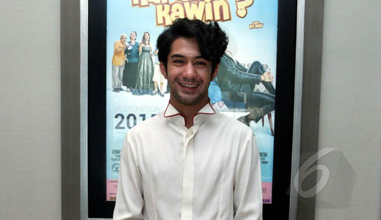Gala Premiere Film 'Kapan Kawin?' - Foto Liputan6.com
